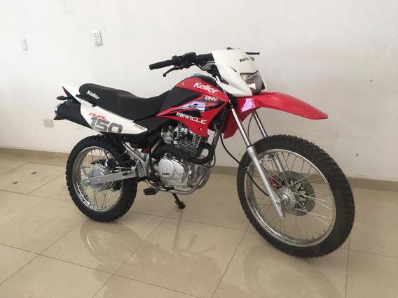 Keller Miracle 150 - Motos 32 0km 2020 Oferta - La Plata