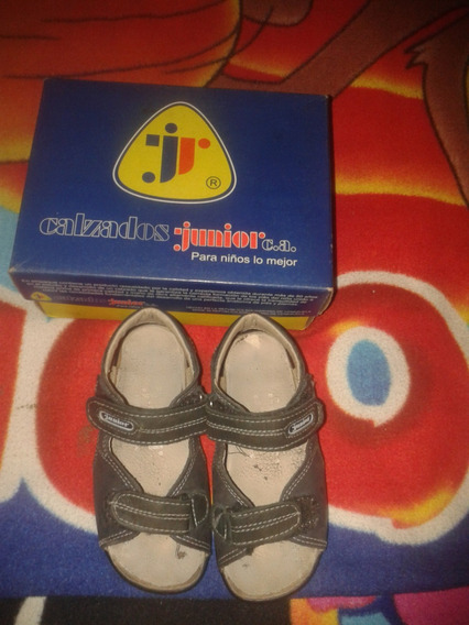 Sandalias Junior Talla 25