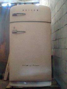 Geladeira Antiga Philco Duplex Raríssima Anos 40