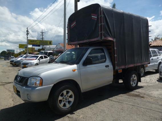 Nissan Frontier Estacas 2012 4*2 Dh Rines Cuero Mt