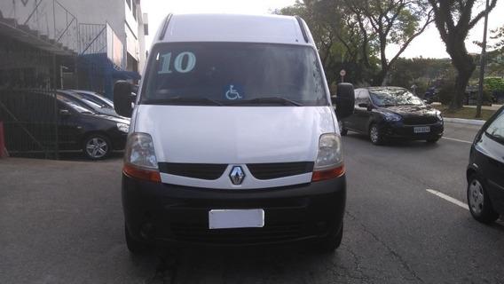 Renault Master Passageiro 16l Ar Condicionado