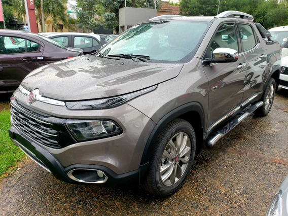 Fiat Toro Ranch My20 2.0 At9 4x4 0km Ultima! Junio 2020!!