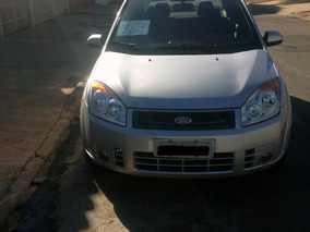 Ford Fiesta Sedan Flex 1.6 Completo 2007/2008
