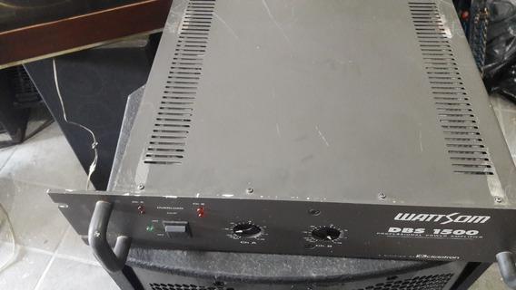 Amplificador Ciclotron Dbs 1500