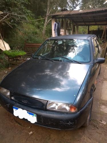 Imagem 1 de 15 de Ford Fiesta Endura 1.0