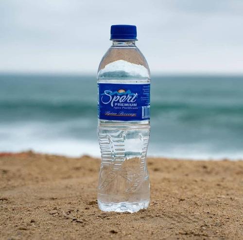 Botellas De Agua Alpina Paca X 15 Unid