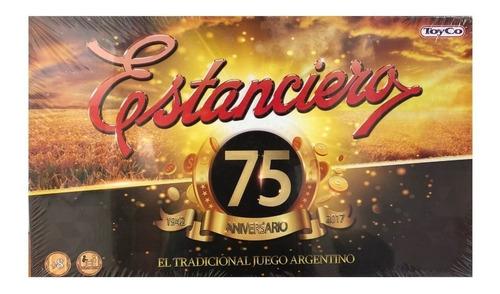 Estanciero 75 Aniversario Juego De Mesa Toyco  Rosario