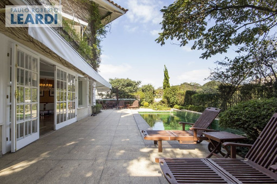 Casa Assobradada Jardim Guedala - São Paulo - Ref: 538219