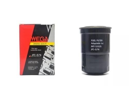 Filtro De Combustível Pajero Full 3.2 Tdi Wega Jfc574