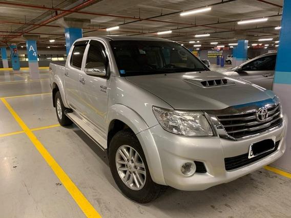Hilux Srv 4x4 Top Diesel Aut 12/12
