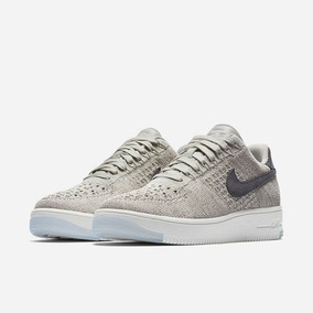 Tênis Nike Air Force 1 Flyknit Low Br/cz