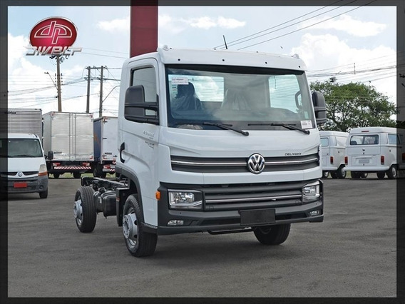 Vw Express Drc 4x2 Chassi