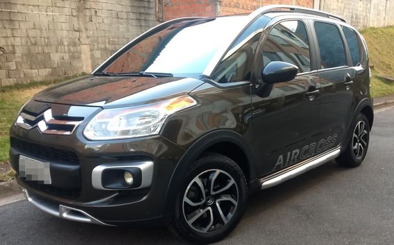 Citroen Air Cross Glx 1.6 Impecavel