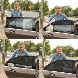 Cortina P Carro Preparada Para Proteger Crianças De Raios Uv