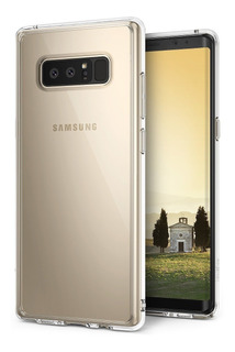 Capa Capinha Galaxy Note 8 Ringke Fusion Case Transparente