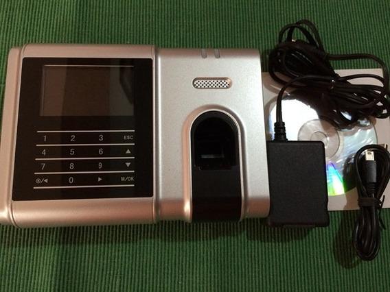 Reloj Biometrico Zksoftware X628 Tc en Mercado Libre México