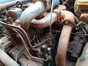Motor Mwm 229 4 Cil Maçarico Completo