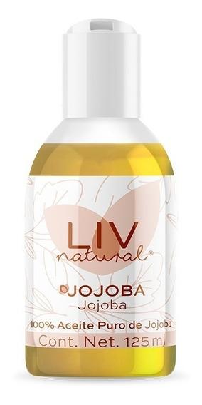 Aceite De Jojoba 100% Puro Liv Natural ®