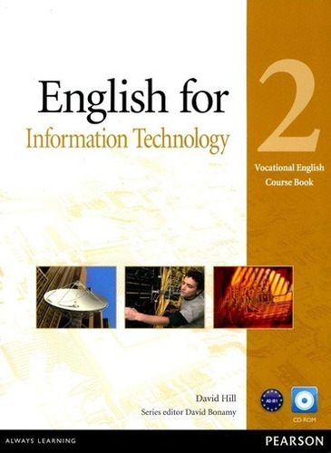 English For Information Technology 2 W/cd - Maja, Evan