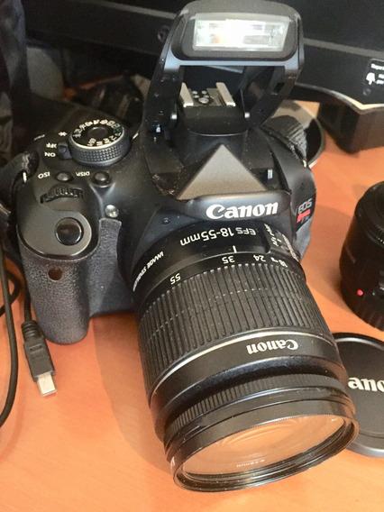 Câmera Semi Profissional Cânon