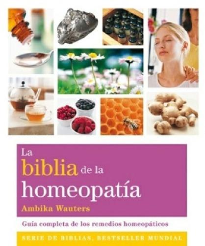 Imagen 1 de 1 de Biblia De La Homeopatía