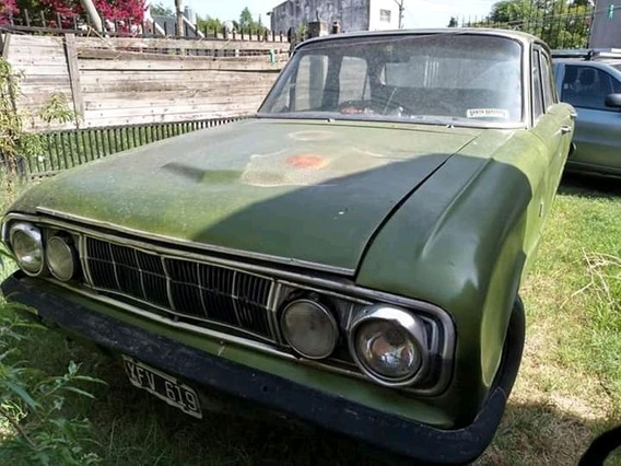 Ford Modelo 1971
