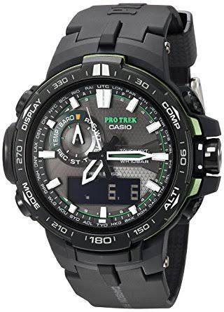 Relógio Casio Protrek Prw-6000y-1acr