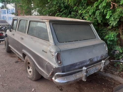 Imagem 1 de 7 de Chevrolet Veraneio  Veraneio