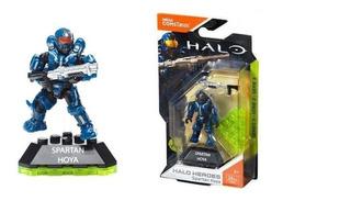 Mega Construx Halo Heroes Spartan Hoya Serie 3 Nuevo