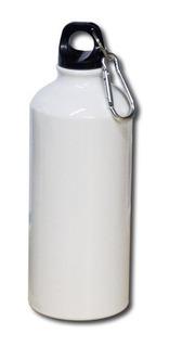 10 Squeeze Para Sublimação Academia Garrafa 500ml Branca