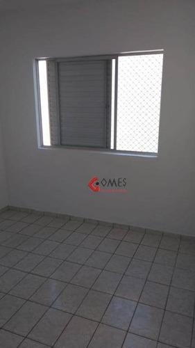 Imagem 1 de 3 de Kitnet Com 1 Dormitório Para Alugar, 36 M² Por R$ 751,00/mês - Dos Casa - São Bernardo Do Campo/sp - Kn0013