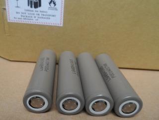 Baterías De Litio 18650 Recargables Originales 2600 Mah