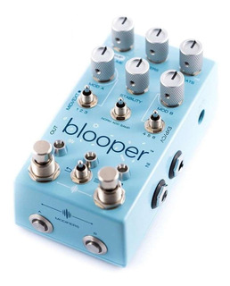 Pedal Chase Bliss Blooper Efecto Looper + Delay Palermo