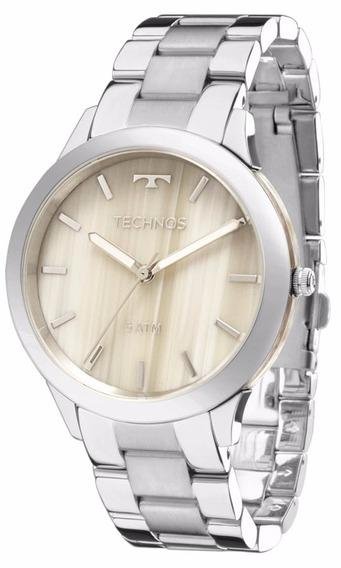 Relógio Technos Unique Fashion Feminino Y121e5dh/1c