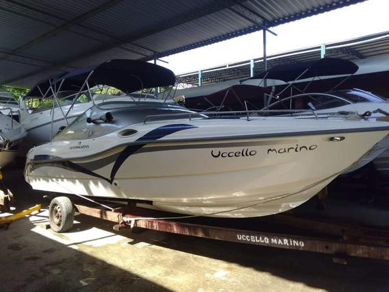 Lancha Alternativa 630 Cabinada Yamaha 150 Hp 4 Tempos