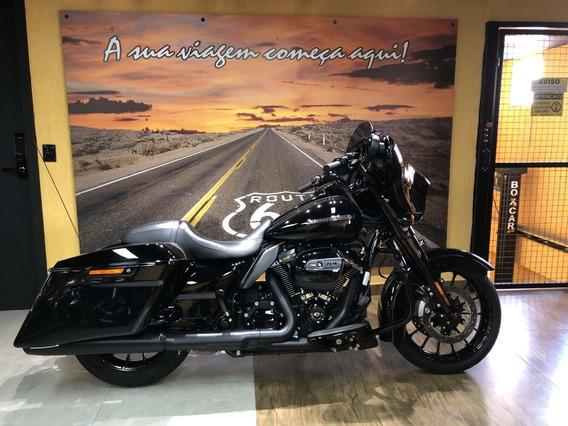 Harley Davidson Street Glide Special 2019 Impecável