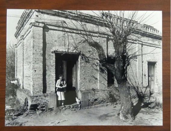 Fotografía Original- Casa Antigua