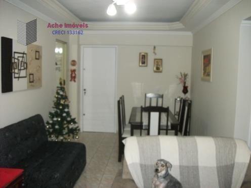Imagem 1 de 9 de Apartamento A Venda No Bairro Cidade Ocian Em Praia Grande - - 1092-1