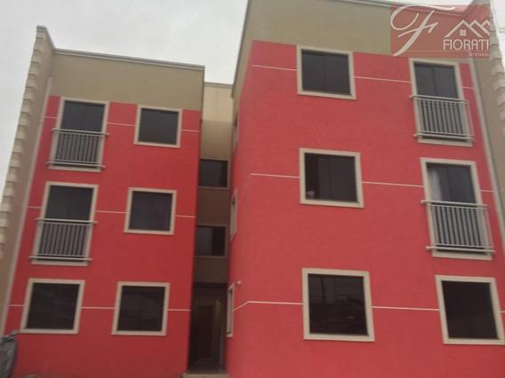 Apartamento Residencial Para Locação, São Domingos, São José Dos Pinhais - Ap0375 - Ap0375