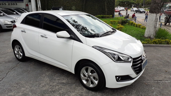 Hb20 Premium 1.6 Automático 2016 Branco Flex Completo