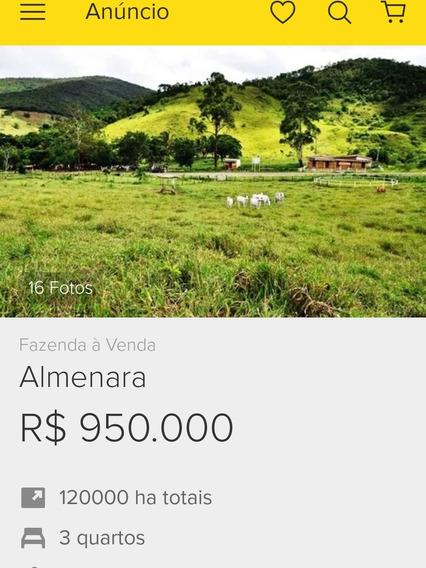 Fazenda Em Almenara Mg
