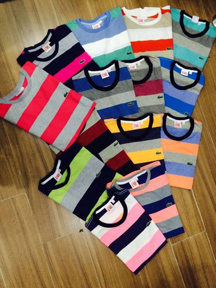 Camisetas Lacoste Masculina Original