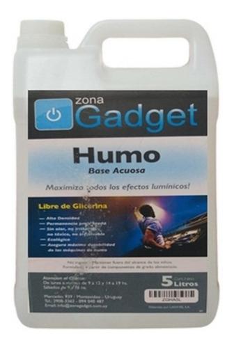Liquido Para Maquina De Humo Alta Calidad Bidon De 5 Litros