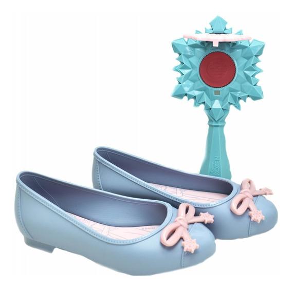 Sapato Frozen 21760 Infantil