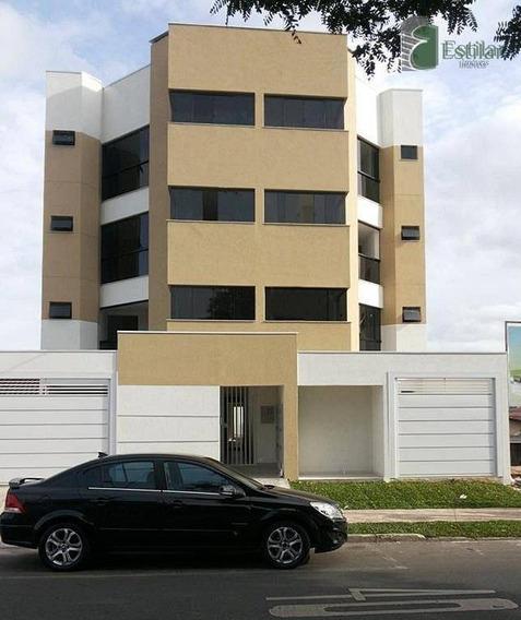 Apartamento 03 Quartos(1 Suíte) Em São José Dos Pinhais - Ap0234