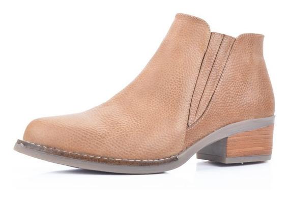 Botas Mujer Texanas Cuero Riot Art 167 Zona Zapatos