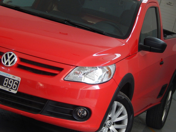 Volkswagen Saveiro 1.6 Cs 101cv Aa+dh 2013