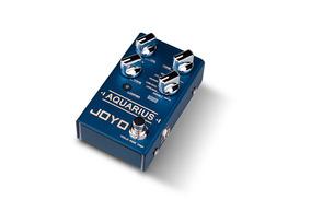 Pedal Guitarra Joyo Multi-model Delay - Aquarius
