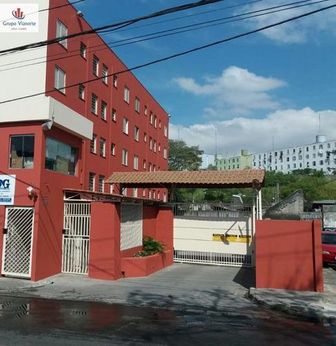 Apartamento A Venda No Bairro Taipas Em São Paulo - Sp.  - Ga151-1