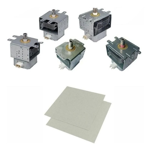 Imagen 1 de 1 de 1 Magnetron + Mica Para Microondas